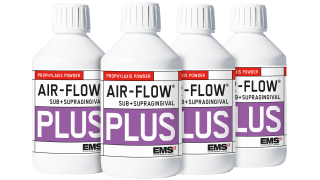 AirFlow Plus powder 4 bottles